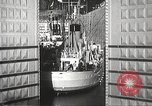 Image of freighter Charles L Wheeler Bonneville Oregon USA, 1938, second 39 stock footage video 65675061115