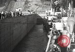 Image of freighter Charles L Wheeler Bonneville Oregon USA, 1938, second 42 stock footage video 65675061115