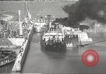 Image of freighter Charles L Wheeler Bonneville Oregon USA, 1938, second 49 stock footage video 65675061115
