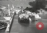 Image of freighter Charles L Wheeler Bonneville Oregon USA, 1938, second 50 stock footage video 65675061115