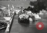 Image of freighter Charles L Wheeler Bonneville Oregon USA, 1938, second 51 stock footage video 65675061115