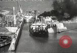 Image of freighter Charles L Wheeler Bonneville Oregon USA, 1938, second 53 stock footage video 65675061115