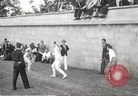 Image of fencers Montreal Quebec Canada, 1938, second 23 stock footage video 65675061119