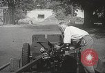 Image of anti tank guns Illinois United States USA, 1940, second 33 stock footage video 65675061122