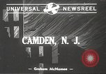 Image of burning building Camden New Jersey USA, 1940, second 2 stock footage video 65675061126