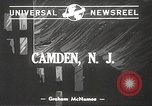 Image of burning building Camden New Jersey USA, 1940, second 3 stock footage video 65675061126