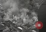 Image of burning building Camden New Jersey USA, 1940, second 40 stock footage video 65675061126