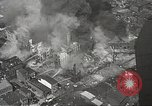 Image of burning building Camden New Jersey USA, 1940, second 41 stock footage video 65675061126