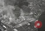 Image of burning building Camden New Jersey USA, 1940, second 42 stock footage video 65675061126