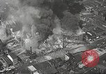 Image of burning building Camden New Jersey USA, 1940, second 43 stock footage video 65675061126
