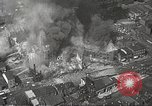 Image of burning building Camden New Jersey USA, 1940, second 44 stock footage video 65675061126