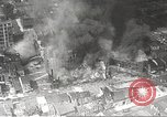Image of burning building Camden New Jersey USA, 1940, second 45 stock footage video 65675061126