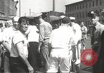Image of burning building Camden New Jersey USA, 1940, second 46 stock footage video 65675061126