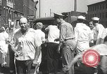 Image of burning building Camden New Jersey USA, 1940, second 47 stock footage video 65675061126