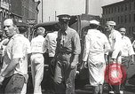 Image of burning building Camden New Jersey USA, 1940, second 48 stock footage video 65675061126