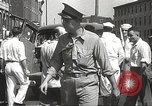 Image of burning building Camden New Jersey USA, 1940, second 50 stock footage video 65675061126