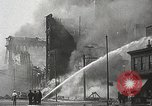 Image of burning building Camden New Jersey USA, 1940, second 61 stock footage video 65675061126
