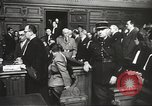 Image of Philippe Petain Paris France, 1945, second 19 stock footage video 65675061128