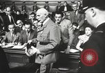 Image of Philippe Petain Paris France, 1945, second 26 stock footage video 65675061128