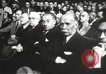 Image of Philippe Petain Paris France, 1945, second 40 stock footage video 65675061128