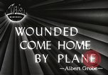 Image of wounded soldiers New York United States USA, 1945, second 2 stock footage video 65675061130