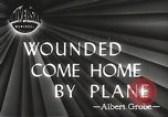 Image of wounded soldiers New York United States USA, 1945, second 3 stock footage video 65675061130