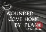 Image of wounded soldiers New York United States USA, 1945, second 4 stock footage video 65675061130