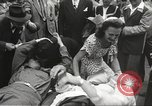Image of wounded soldiers New York United States USA, 1945, second 55 stock footage video 65675061130