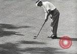Image of Byron Nelson Chicago Illinois USA, 1945, second 46 stock footage video 65675061132