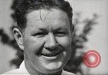 Image of Byron Nelson Chicago Illinois USA, 1945, second 62 stock footage video 65675061132
