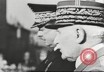 Image of French Marshal Philippe Petain France, 1944, second 45 stock footage video 65675061141