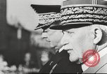 Image of French Marshal Philippe Petain France, 1944, second 46 stock footage video 65675061141
