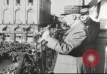 Image of French Marshal Philippe Petain France, 1944, second 60 stock footage video 65675061141