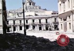 Image of war damage Sicily Italy, 1943, second 18 stock footage video 65675061146
