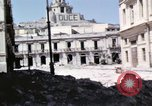 Image of war damage Sicily Italy, 1943, second 22 stock footage video 65675061146