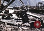 Image of damaged locomotives Sicily Italy, 1943, second 30 stock footage video 65675061152