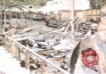 Image of damaged locomotives Sicily Italy, 1943, second 38 stock footage video 65675061152