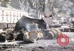 Image of damaged locomotives Sicily Italy, 1943, second 53 stock footage video 65675061152