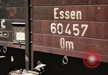 Image of damaged locomotives Sicily Italy, 1943, second 59 stock footage video 65675061152