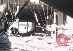Image of wrecked locomotive Sicily Italy, 1943, second 16 stock footage video 65675061157
