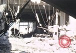 Image of wrecked locomotive Sicily Italy, 1943, second 17 stock footage video 65675061157