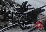 Image of wrecked locomotive Sicily Italy, 1943, second 29 stock footage video 65675061157