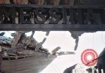 Image of wrecked locomotive Sicily Italy, 1943, second 42 stock footage video 65675061157