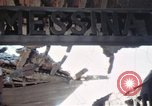 Image of wrecked locomotive Sicily Italy, 1943, second 43 stock footage video 65675061157