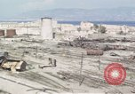 Image of wrecked locomotive Sicily Italy, 1943, second 47 stock footage video 65675061157