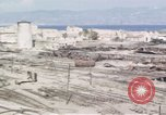 Image of wrecked locomotive Sicily Italy, 1943, second 50 stock footage video 65675061157