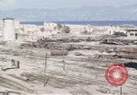 Image of wrecked locomotive Sicily Italy, 1943, second 51 stock footage video 65675061157