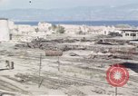 Image of wrecked locomotive Sicily Italy, 1943, second 52 stock footage video 65675061157