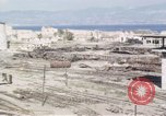 Image of wrecked locomotive Sicily Italy, 1943, second 53 stock footage video 65675061157