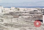 Image of wrecked locomotive Sicily Italy, 1943, second 54 stock footage video 65675061157